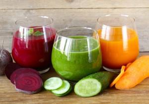 Soupe froide de légumes