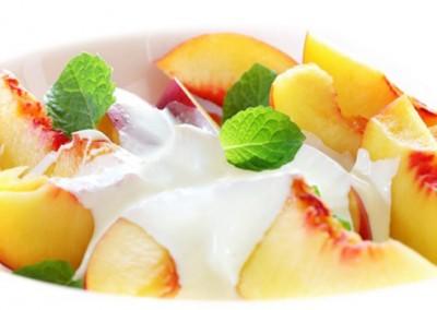 Fromage blanc aux fruits de saison