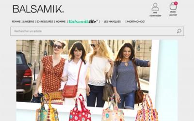 Boutique Balsamik life' sur le web